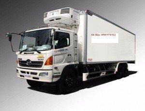 Bán xe tải HINO mới 100%