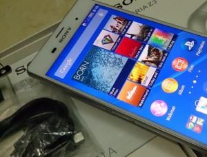 Sony Xperia Z3 D6603 quốc tế_32GB / New 100%...
