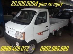 Mua xe tải nhỏ / bán xe tải nhỏ 870kg dongben giá rẻ nhất