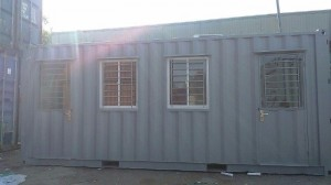 Container 20 OC (Chưa có toilet)
