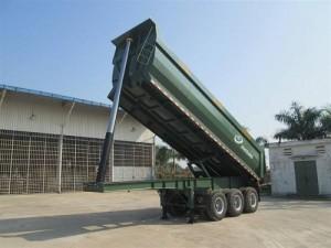 Bán rơ mooc Ben 25 khối tải 31 tấn, tải trọng cao, giao ngay, Doosung, CIMC,...
