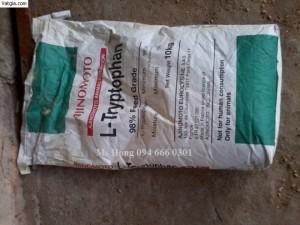 L-Tryptophan, phụ gia thức ăn chăn nuôi, L-Triptophan, Tritophan, Trytophan
