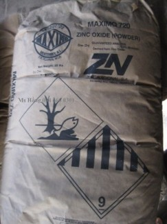 Zinc Oxide, ZnO, Kẽm oxit, sản xuất cao su, phân bón, thức ăn chăn nuôi