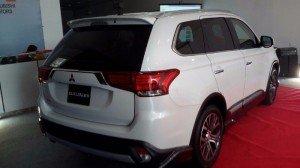 Mitsubishi Outlander 2017 (All New)