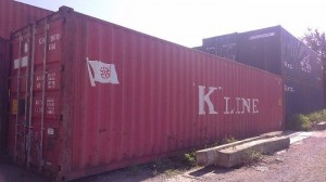 Container Kho 40