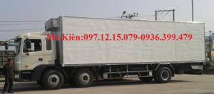 Mua Xe Tải JAC HFC1202KR1 Liên Hệ Nhanh 097.1215.079 (Mr.Kiên) Được Đưa Đón Xem Xe.