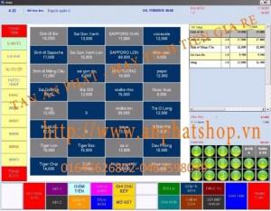 Cung cấp Phần mềm bán hàng quản lý thu chi dành cho quán karaoke tại Bình Dương