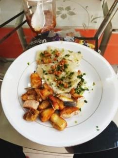 Cơm cháy khô dứa - Món ăn đơn giản lạ miệng