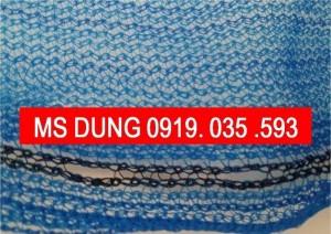 Màu xanh hoặc đen Khổ 3mx50, 2mx100m Độ che phủ kín: 60-80%