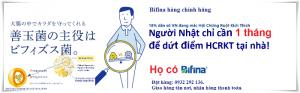 Bifina hỗ trợ người bị  hội chứng ruột kích thích