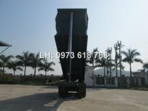 Rơ Mooc  BEN 23 khối – 28.5 tấn, Xilanh Binotto, Hyva,