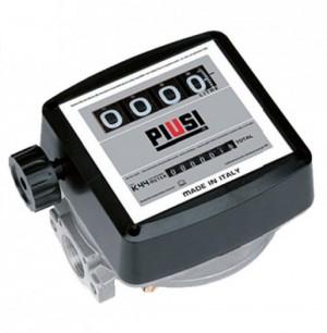 Đồng hồ đo dầu Model K44, đồng hồ đo dầu Piusi K44,đồng hồ đo lưu lượng dầu, đồng hồ cơ K44