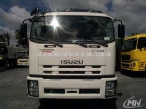 Xe tải Isuzu mui bạt FVM34W 16 tấn thùng dài 9.3m xe có sẵn, giao ngay
