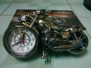 Đồng hồ để bàn xe phân khối lớn moto