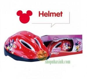Nón Bảo Hiểm Trẻ Em Disney NX-DC6004