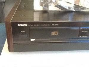 Bán chuyên CD denon CD 1650 hàng bải tuyển chọn từ nhật về