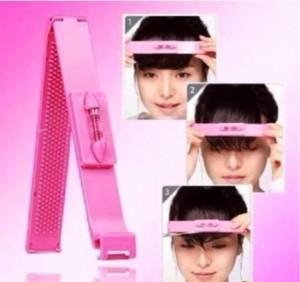 Bộ dụng cụ tự cắt tóc mái tiện dụng