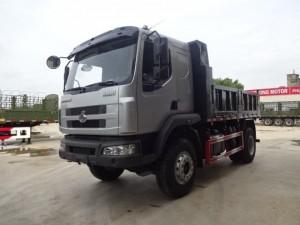 Xe ben 4x2, tải trọng 8,4 tấn, xe nhập khẩu nguyên chiếc