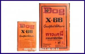 Keo dán đa năng Dog X66