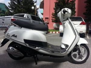 Suzuki Bella LS 125 Kiểu Dáng Vespa LX Tuyệt...