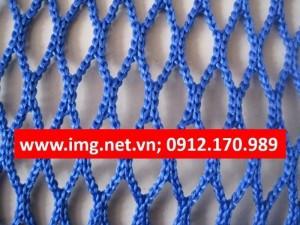 Lưới hứng vật rơi, lưới xây dựng, lưới an toàn, lưới bao che công trình