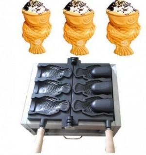 Siêu hot! Máy làm kem cá Hàn Quốc, máy làm...