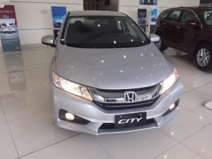 Xe Ô tô Honda City 2016 màu bạc giao ngay, khuyến mãi tốt tại Honda Phước Thành