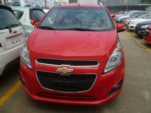 Chevrolet Spark 1.2 LT mới