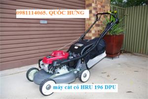 Máy cắt cỏ honda HRU 196 DPU, HRU 216 DSU