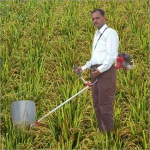 Máy gặt lúa cầm tay honda GX35 hàng chính hãng