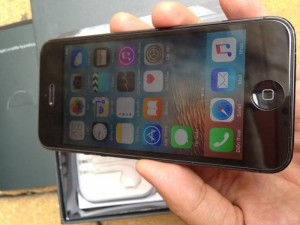 Iphone 5 mạng softbank Nhật Bản