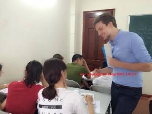 Đào tạo tiếng anh cơ bản, tiếng anh giao tiếp chất lượng nhất tại Hà Nội