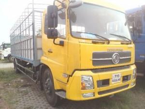 Xe tải thùng  B170 9.6 tấn Dongfeng Hoàng Huy nhập khẩu  đời 2016