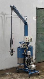 Cung cấp máy phun pu foam (áp thấp áp cao )