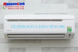 Lắp đặt sửa chữa bảo trì máy lạnh quận 1 - Giá: 85.000 VND
