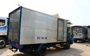 Mua xe huyndai 1 tấn 9 giá rẻ nhất/ bán xe veam vt200-1 thùng 4m4 trả góp ưu đãi