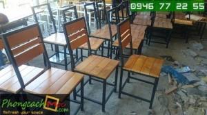 Cần thanh lý gấp 20 bộ bàn ghế quán ăn giá rẻ nhất