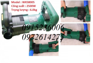 Máy tạo rãnh tường đa năng WKS8005