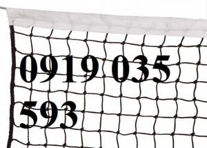 Lưới bao sân tennis, lưới golf, lưới tennis, lưới bóng đá chất lượng cao, lưới chắn giữa sân tennis, lưới nhựa sân bóng