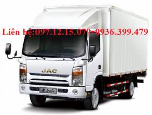 Xe 3.45 tấn JAC giá tốt khuyến mại siêu khủng...