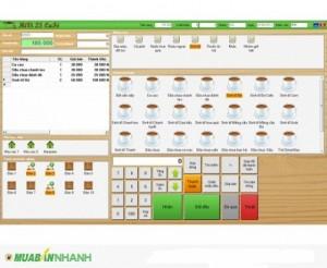 Phần mềm bán hàng giá rẻ dành cho shop, quán cà phê tại NINH KIỀU