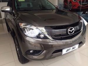Ưu đãi giá Xe bán tải BT50 số tự động 2.2L phiên bảng facelift mới đời 2017 tại Mazda chính hãng ở Đồng Nai cùng nhiều quà tặng