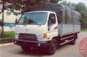 Xe tải veam hd800, veam hd800, hd800, xe tai 8t, xe hyundai hd800 - xe giá rẽ