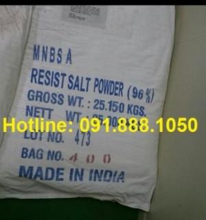 Bán Resist Salt (m-Nitro benzene Sulfonic Acid Sodium Salt)-MBS-C6H4O5NSNa- Bán M-N-B-S-A