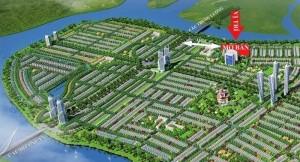 Sunland Mở Bán 3 block Gần Siêu Thị Metro, Vị...