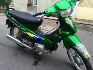 Honda Wave anpha Hàn Quốc 50cc,máy êm, chạy vọt