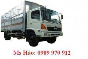 Hưng Yên bán xe tải HINO mới 100% giá rẻ
