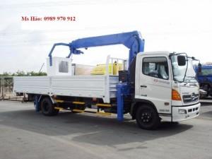 Bán xe tải HINO mới tại Hưng Yên