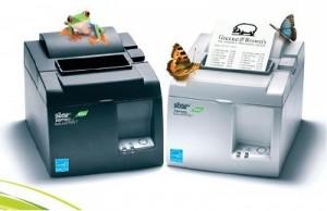 Phân phối máy in hóa đơn, in bill tính tiền rẻ nhất tại cái răng