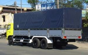 Sở hữu xe tải Hino FG8JPSB chỉ 20% giá trị xe, xe có sẵn